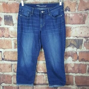Old Navy The Sweet Heart Jeans Womens Size 4 Capri